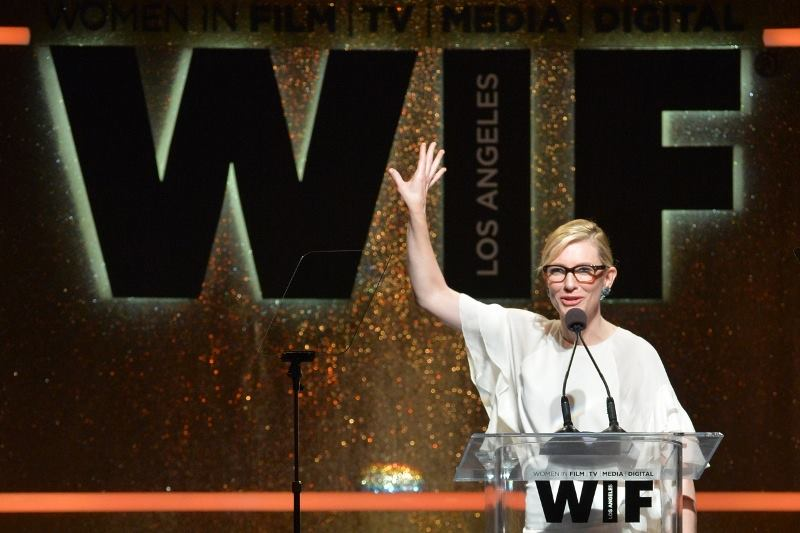 Women in Film Crystal + Lucy Awards 2014