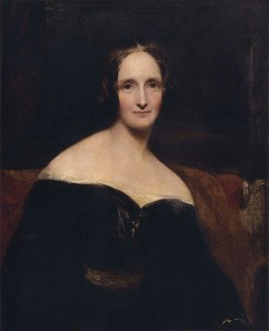 Mary Shelley - Haifaa Al-Mansour
