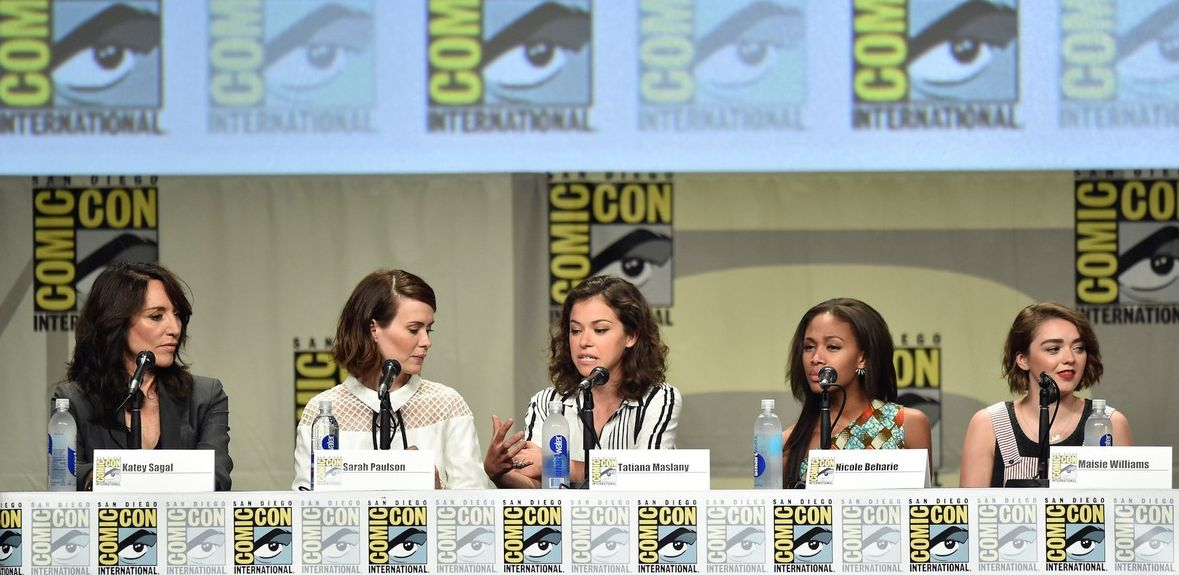 Watch the Kick-Ass Women of the Comic-Con Panels