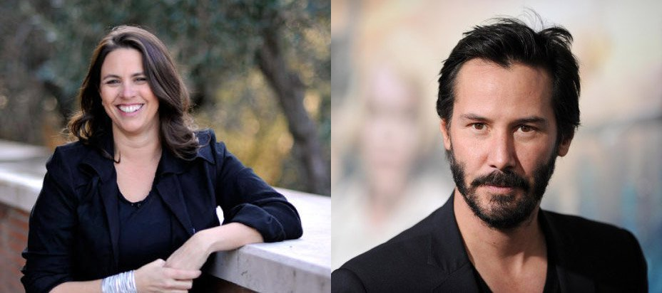 """Keanu Reeves & Tanya Wexler Are Back With """"Replicas"""""""
