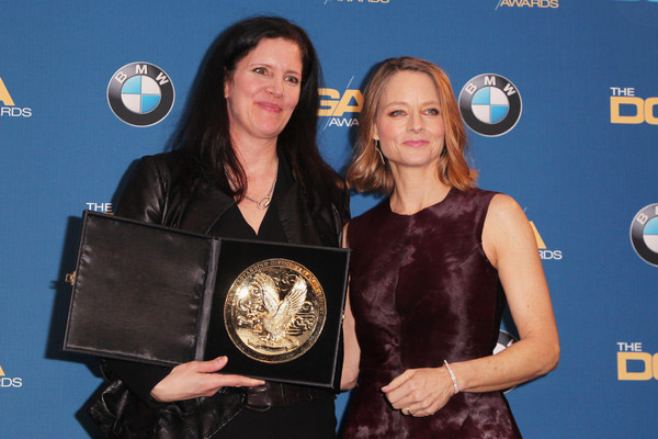 Laura-Poitras-Citizenfour-Directors-Guild-Of-America-DGA-Award-TV-Jodie-Foster