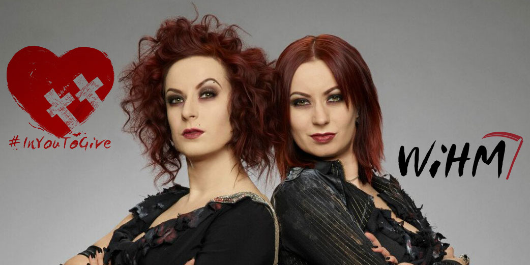 The Soska Sisters Want Your Blood: It's Women In Horror Month!